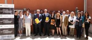 Editors, autors i patrocinadors de l'Informe